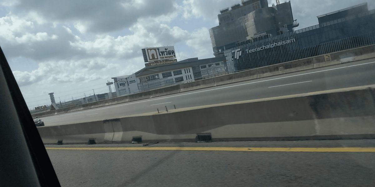 タイの高速道路,画像